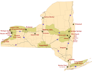 New York State Heritage Areas