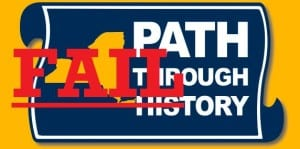 Path Through History Fail