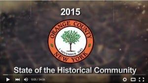 Orange County NY Historian
