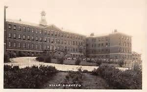 Villa Loretto housed girls in trouble in Peekskill from 1928-1975