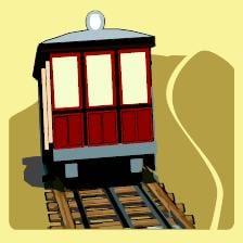 Beacon Incline Railway Logo