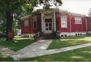 Cattaraugus County Memorial 1993