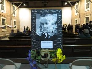 Inside Wesleyan Chapel