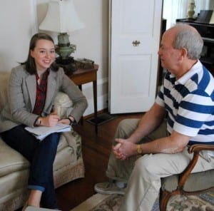 Oral History Home Interviews