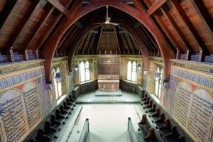 Chapel Cieling 2
