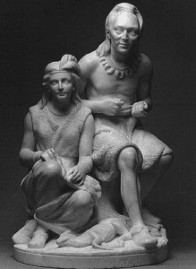 Sculptor Edmonia Lewis From Albany To Rome Italy The