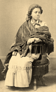 sculptor edmonia lewis from albany to rome