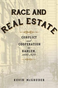 race and real estate conflict and cooperation in harlem