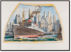 Passing Skyline, 1937