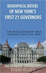 biographical sketches of NY's first 21 governors