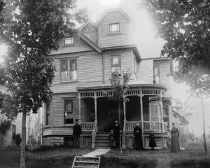 maples house 1890