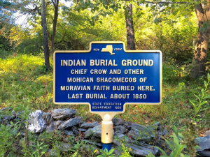 chief crow burial ground