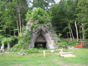 copake iron works furnace