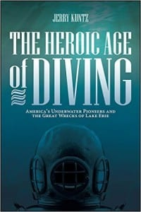 the heroic age of diving book cover