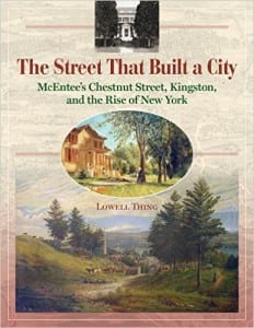 the street that built a city book cover