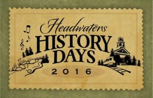 headwaters history days