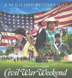 petersboro civil war weekend