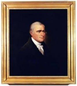 Portrait of Alexander Hamilton, ca.1810
