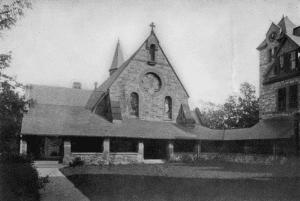 St marys chapel west side