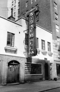 The Stonewall Inn, taken September 1969
