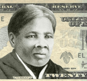 harriet tubman on the 20
