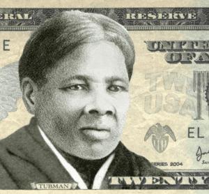 harriet tubman on the 20
