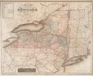 Burr's Atlas published 1839, c 1829