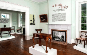 Installation View A Study of Style, Masters and Callan Galleries