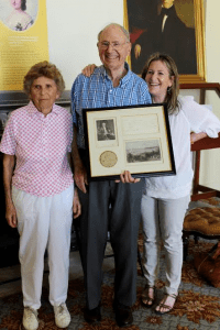 john adler and his family
