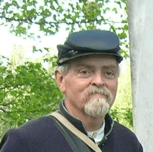 Schoharie County Historian Ted Shuart