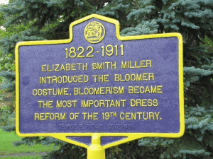 bloomers nys sign