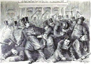 police riot of 1857