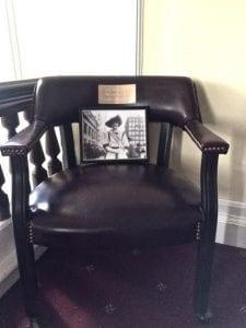 inez millholland chair