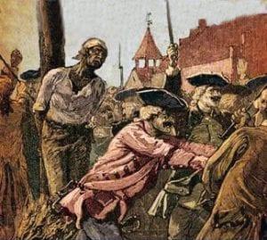 slave revolt 1741