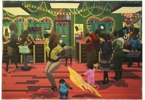 School of Beauty, School of Culture, 2012. Kerry James Marshall