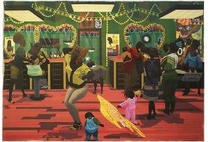 School of Beauty, School of Culture, 2012. Kerry James Marshall