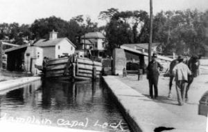 champlain-canal-lock