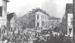 flour riot 1837