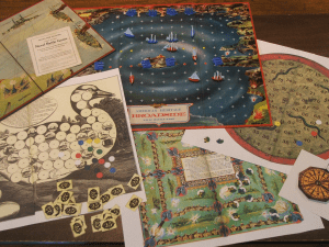 historic board games