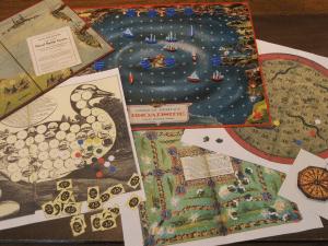 historic board games