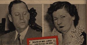 Warden & Mrs. Lawes