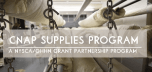 cnap supplies program