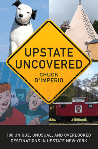 upstate uncovered book cover