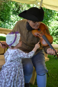 Tom Hanford will play his interactive musical experience
