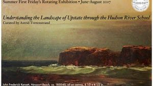 Understanding the Landscape of Upstate through the Hudson River School