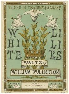 White Lilies Waltz
