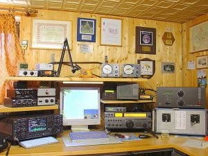 amateur radio station