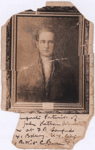 hawthorne portrait