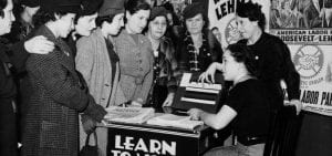suffrage photo
