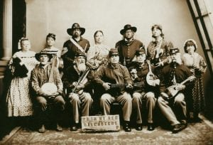 77th NY Regimental Balladeers